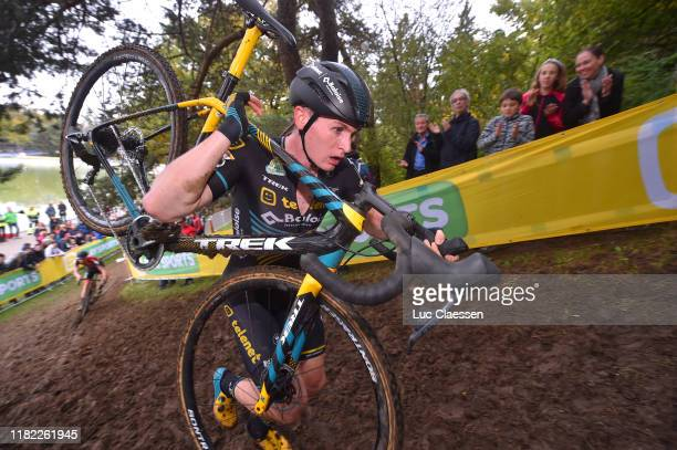 Nicolas Cleppe of Belgium and Team Telenet - Baloise Lions / during the 2nd Bern Cyclocross World Cup 2019 - Men Elite / @ekzcrosstour / @UCI_CX /...
