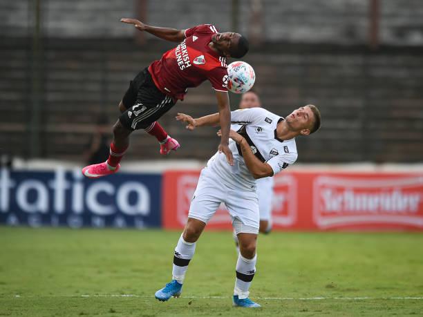 ARG: Platense v River Plate - Copa De La Liga Profesional 2021