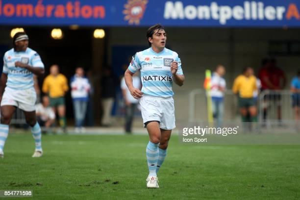 Nicolas DURAND Montpellier / Racing Metro 92 2eme journee de Top 14 Stade Yves du Manoir Montpellier