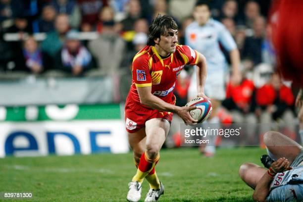 Nicolas DURAND Bourgoin / Perpignan 16e journee Top 14