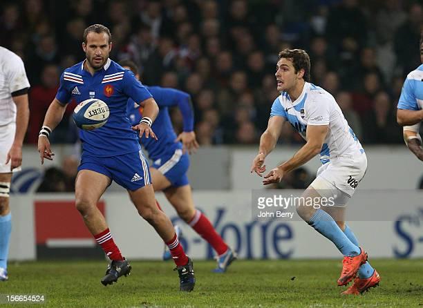 France V Argentina Rugby Autum...