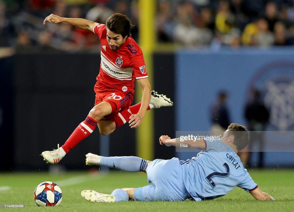 Chicago Fire v New York City FC : News Photo