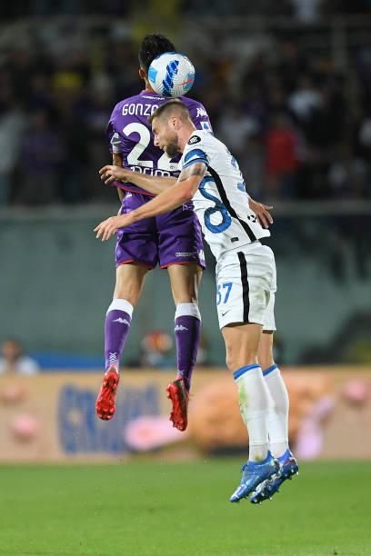 ITA: Fiorentina v Inter - Serie A