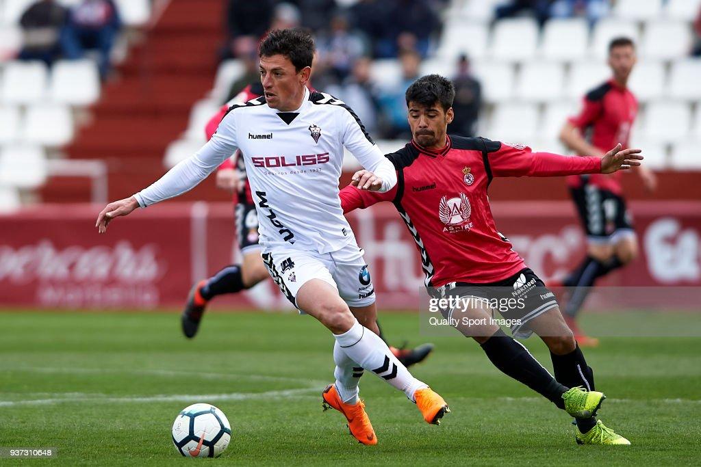 Albacete Balompie v Cultural Leonesa - La Liga 123