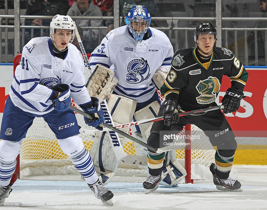 Mississauga Steelheads v London Knights : News Photo