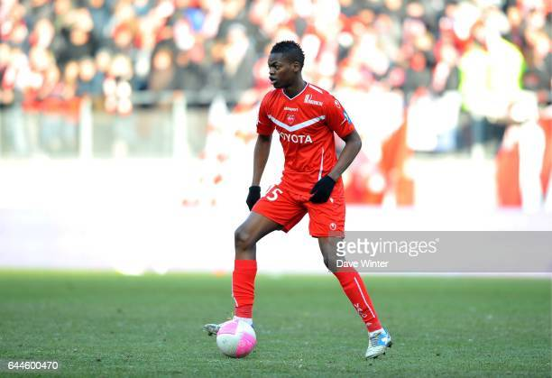 Nicolas ISIMAT - - Valenciennes / Nancy - 23e journee Ligue 1, Photo : Dave Winter / Icon Sport