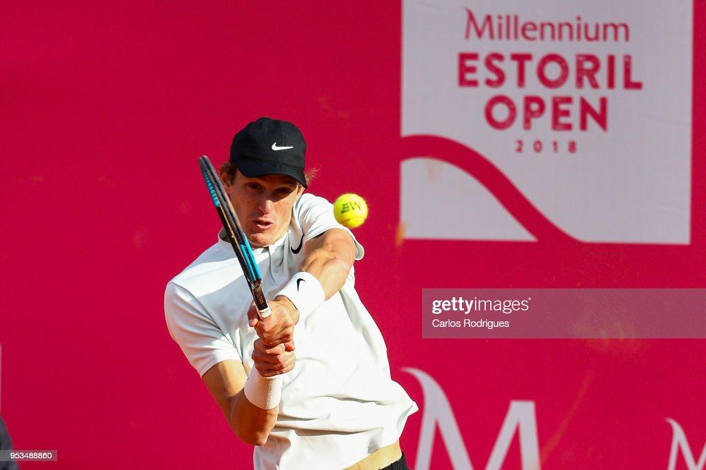 ATP World Tour's Millennium Estoril Open 2018