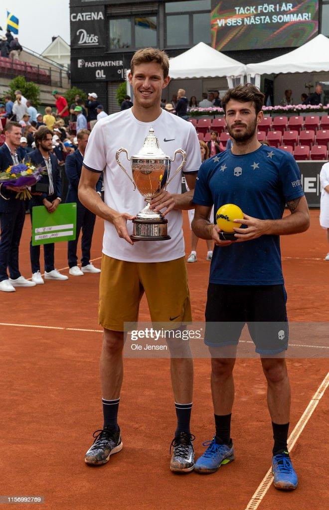 2019 Swedish Open ATP - Day 7 : News Photo