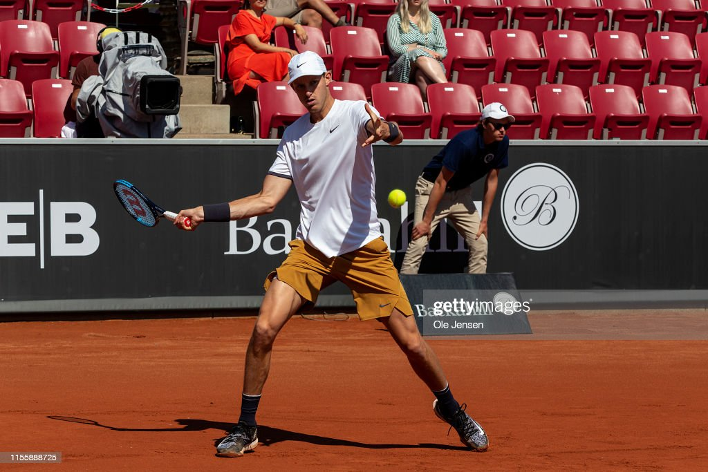 2019 Swedish Open ATP - Day 2 : News Photo