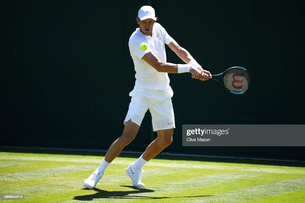 Day One: The Championships - Wimbledon 2018