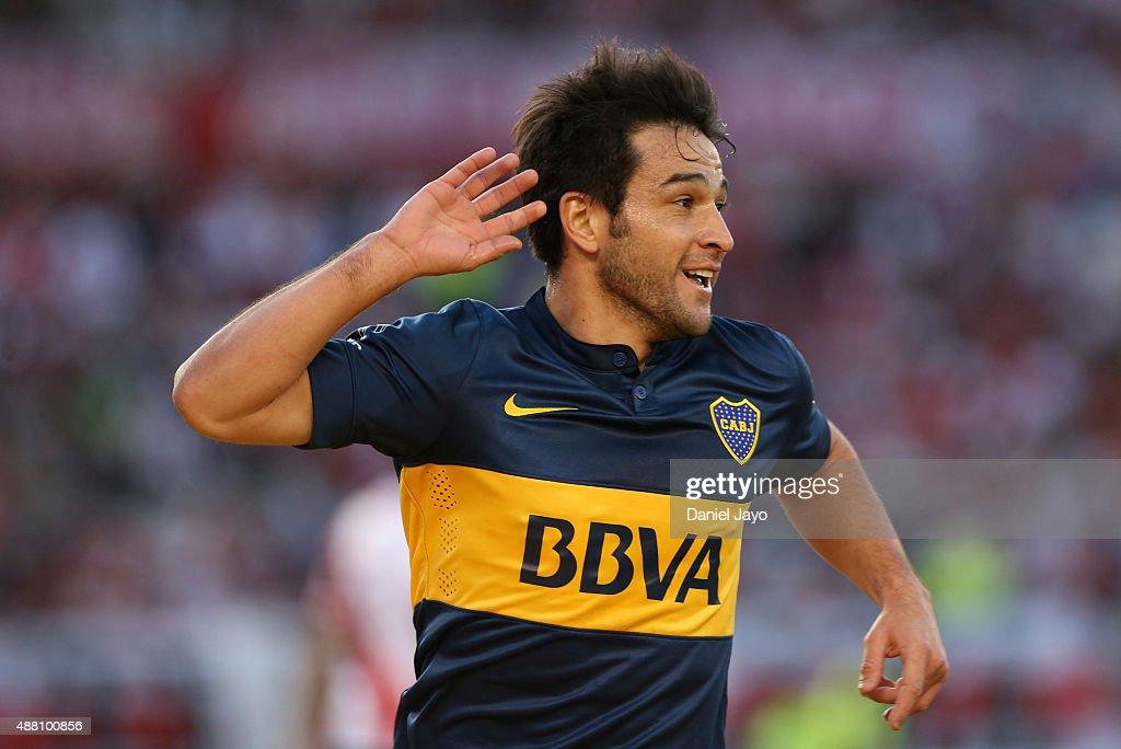 River Plate v Boca Juniors - Torneo Primera Division 2015
