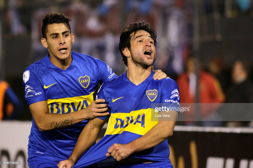 Cerro Porteno v Boca Juniors - Copa Libertadores 2016