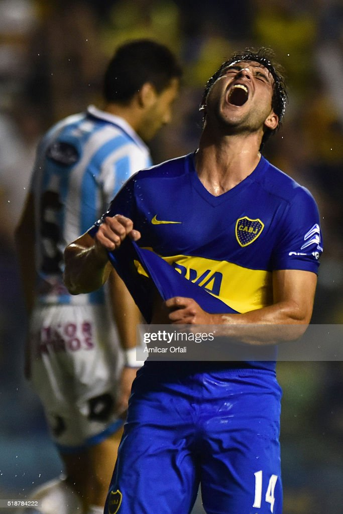Boca Juniors v Atletico Rafaela - Torneo Transicion 2016