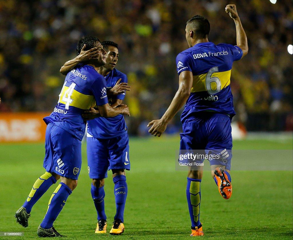 Boca Juniors v Union - Torneo de Transicion 2016