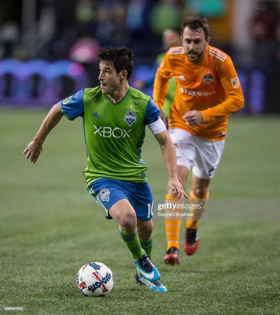 Houston Dynamo v Seattle Sounders - Western Conference Finals - Leg 2