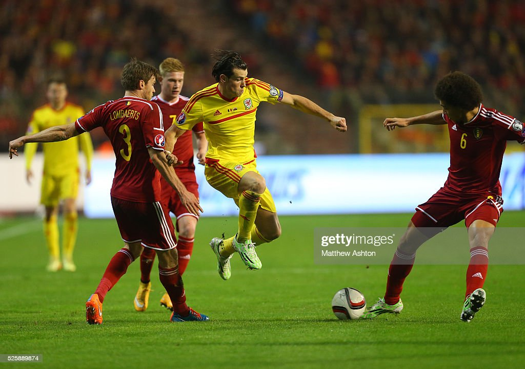 International Soccer : Euro 2016 Qualifier - Group B - Belgium v Wales : News Photo