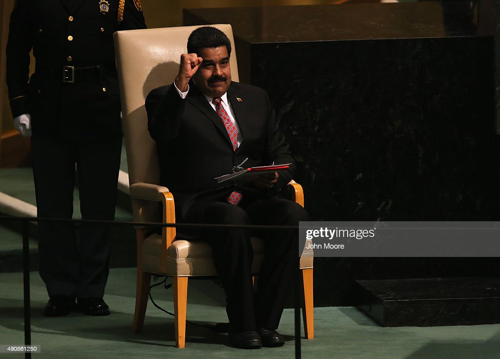 World Leaders Address The UN General Assembly