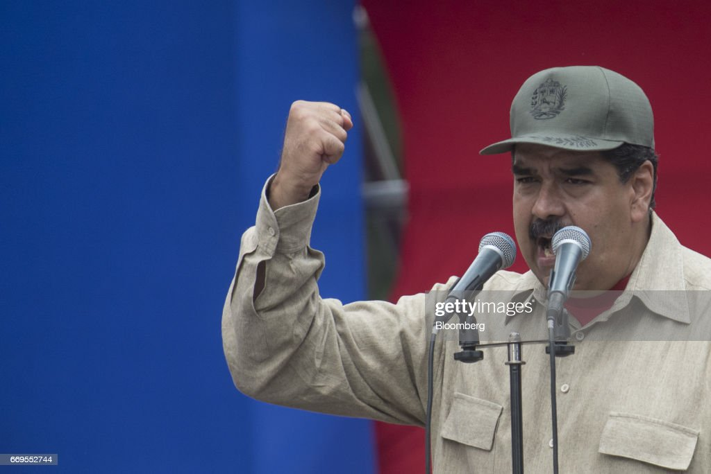 Maduro Approves Plan To Expand Militia As The Opposition Calls For More Protests
