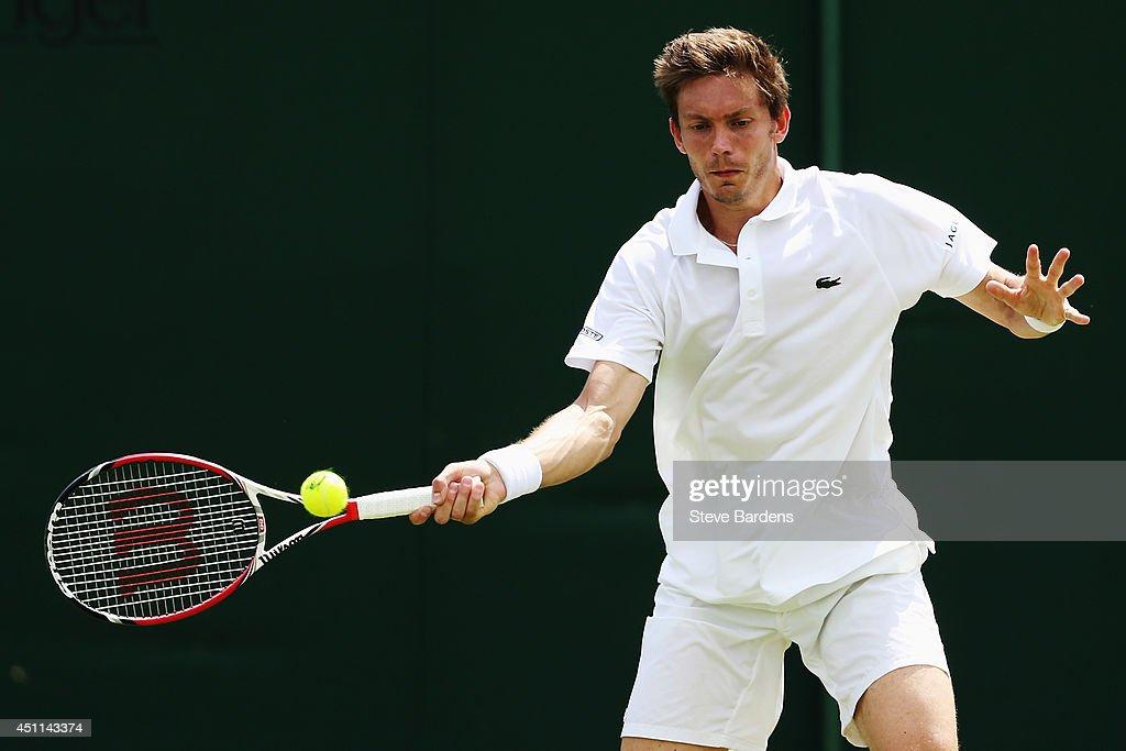 Day Two: The Championships - Wimbledon 2014 : News Photo