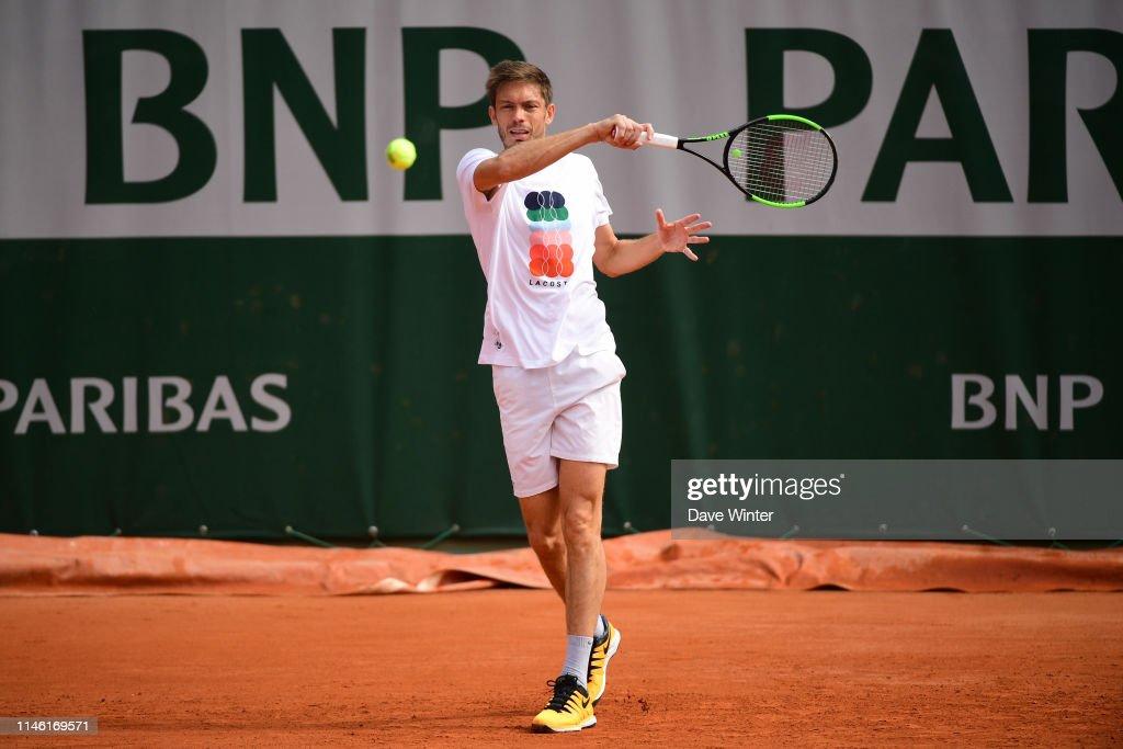FRA: Roland Garros