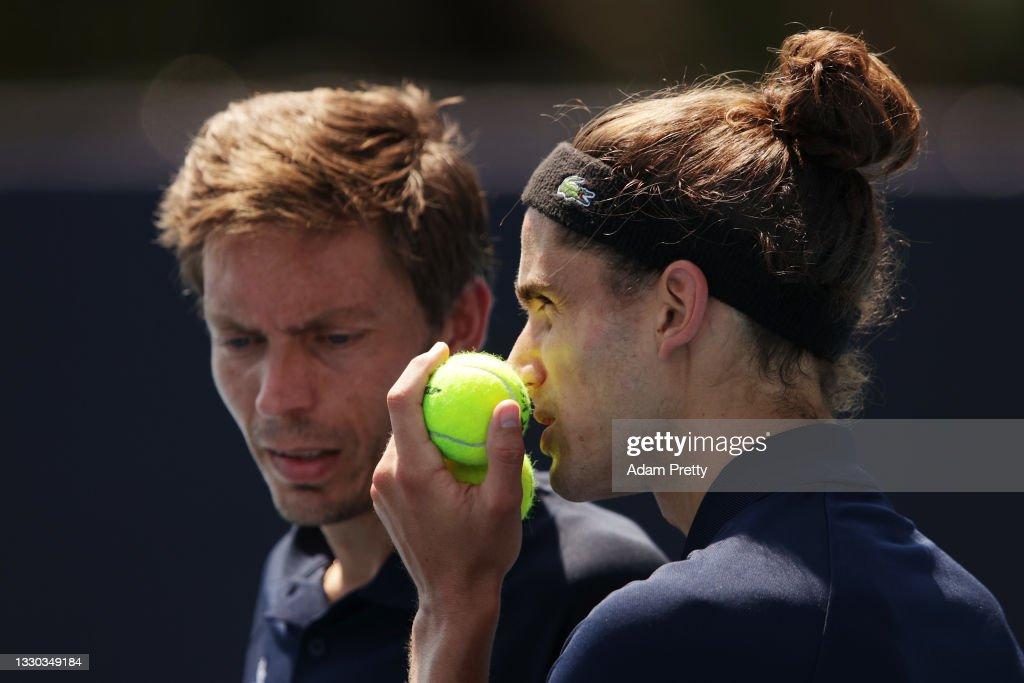 Tennis - Olympics: Day 1 : ニュース写真
