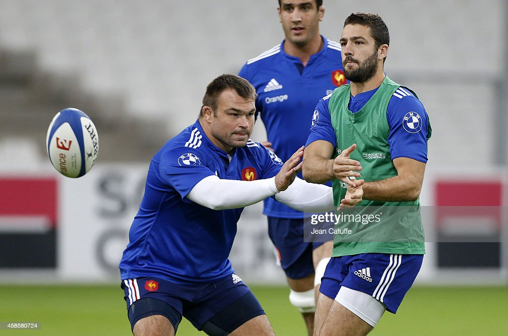 France Captain's Run in Marseilles