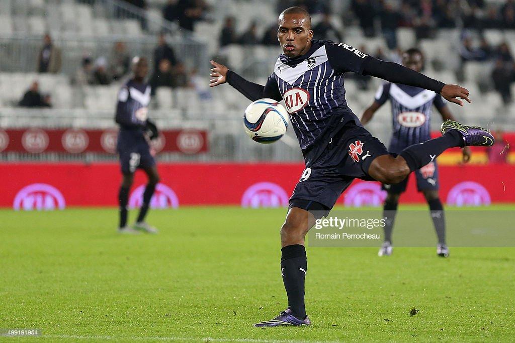 Girondins de Bordeaux v Stade Malherbe de Caen - Ligue 1