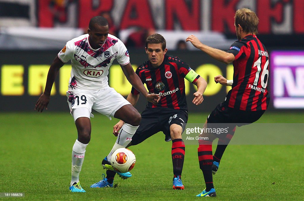 Eintracht Frankfurt v FC Girondins de Bordeaux - UEFA Europa League