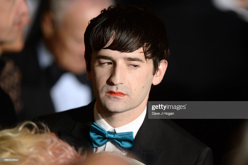 Nicolas Maury attends the 'La Grande Bellezza' premiere during The 66th Annual Cannes Film Festival at Theatre Lumiere on May 21, 2013 in Cannes, France.