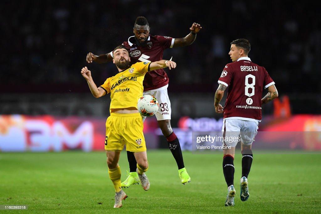 Torino FC v FC Shakhtyor - Europa League : ニュース写真