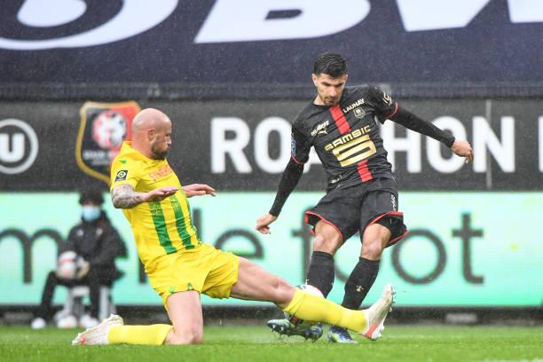 FRA: Stade Rennais FC v FC Nantes - Ligue 1 Uber Eats