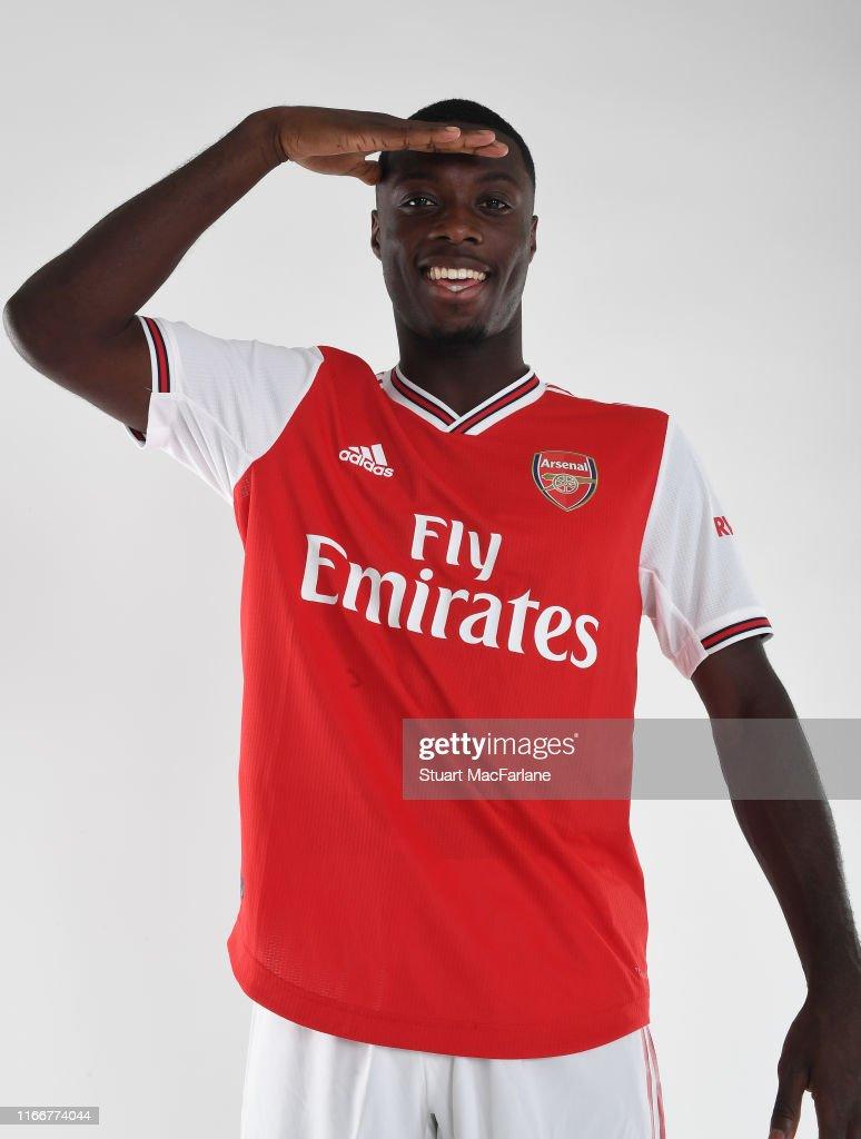 Arsenal Photocall : ニュース写真