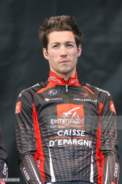 Nicolas PORTAL Presentation des coureurs du Tour de France