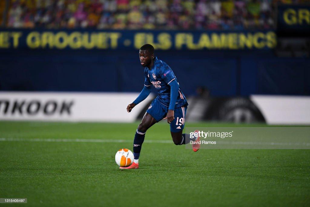 Villareal CF v Arsenal - UEFA Europa League Semi Final Leg One : News Photo