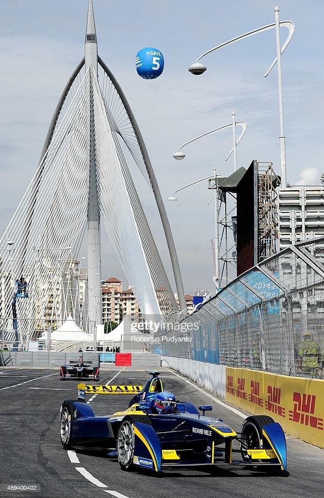 Formula E Championship - Putrajaya