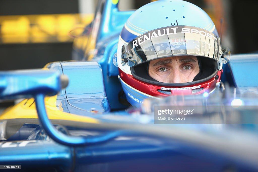 2015 FIA Formula E Visa London ePrix Championship - Day One