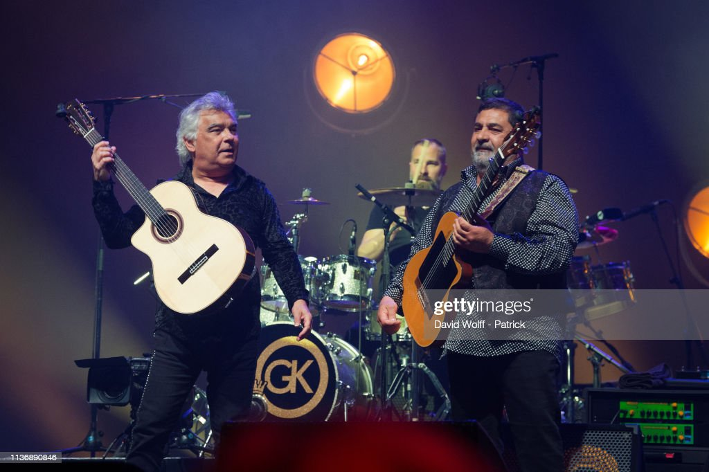 FRA: Gipsy King Performs At L'Olympia In Paris