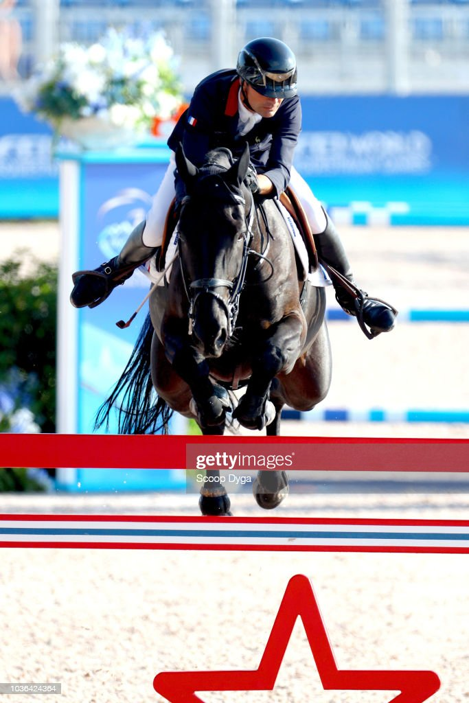 Day 10 - FEI World Equestrian Games 2018
