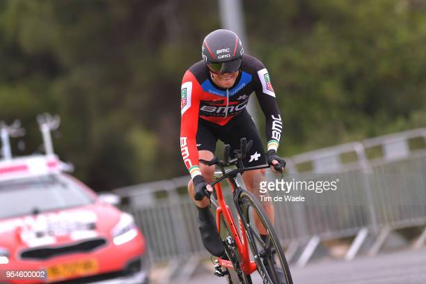 Nicolas Roche of Ireland and BMC Racing Team / during the 101th Tour of Italy 2018 Stage 1 a 97km Individual Time Trial from Jerusalem to Jerusalem /...
