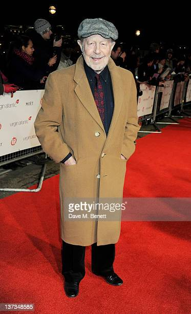 Nicolas Roeg attends the London Film Critics' Circle Awards 2012 at BFI Southbank on January 19, 2012 in London, England.