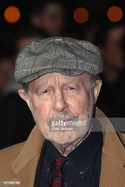 Nicolas Roeg attends the London Film Critics' Circle Awards at BFI Southbank on January 19, 2012 in London, England.