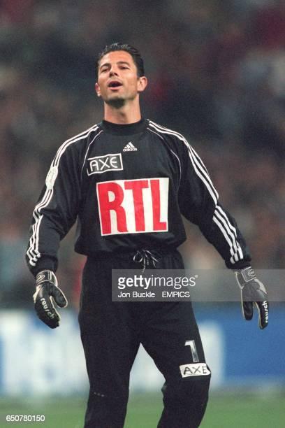 Nicolas Sachy Sedan Ardennes goalkeeper