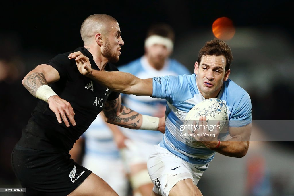 New Zealand v Argentina - The Rugby Championship : News Photo