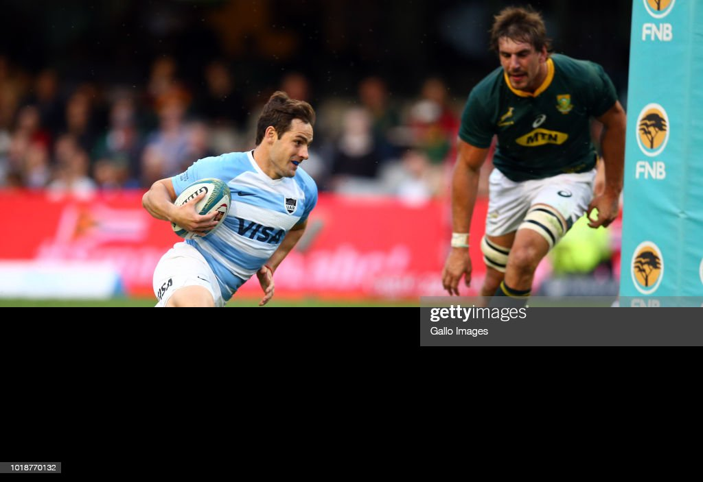 The Rugby Championship 2018: South Africa v Argentina