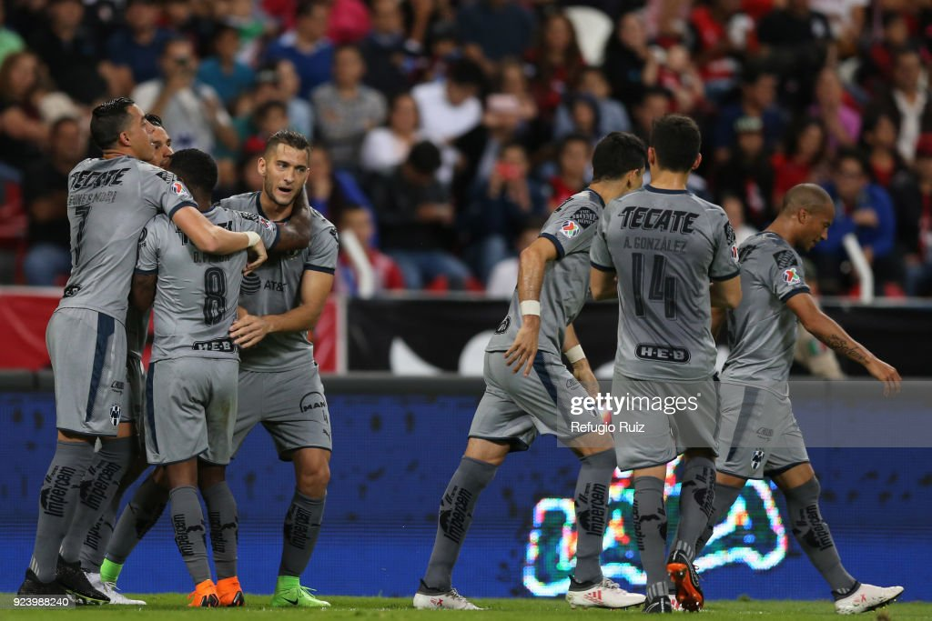 Atlas v Monterrey - Torneo Clausura 2018 Liga MX