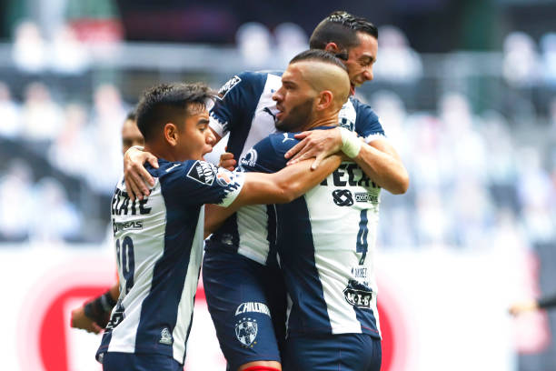 MEX: Monterrey v Santos Laguna - Torneo Guard1anes 2020 Liga MX