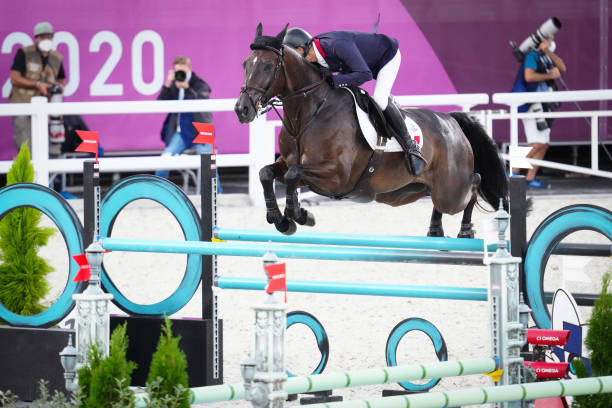 JPN: Eventing Jumping Team Final and Individual Qualifier, Final - Tokyo Olympic Games 2020