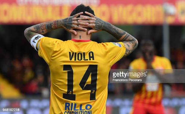 Benevento Calcio V Atalanta Bc Serie A Stock Photos and ...