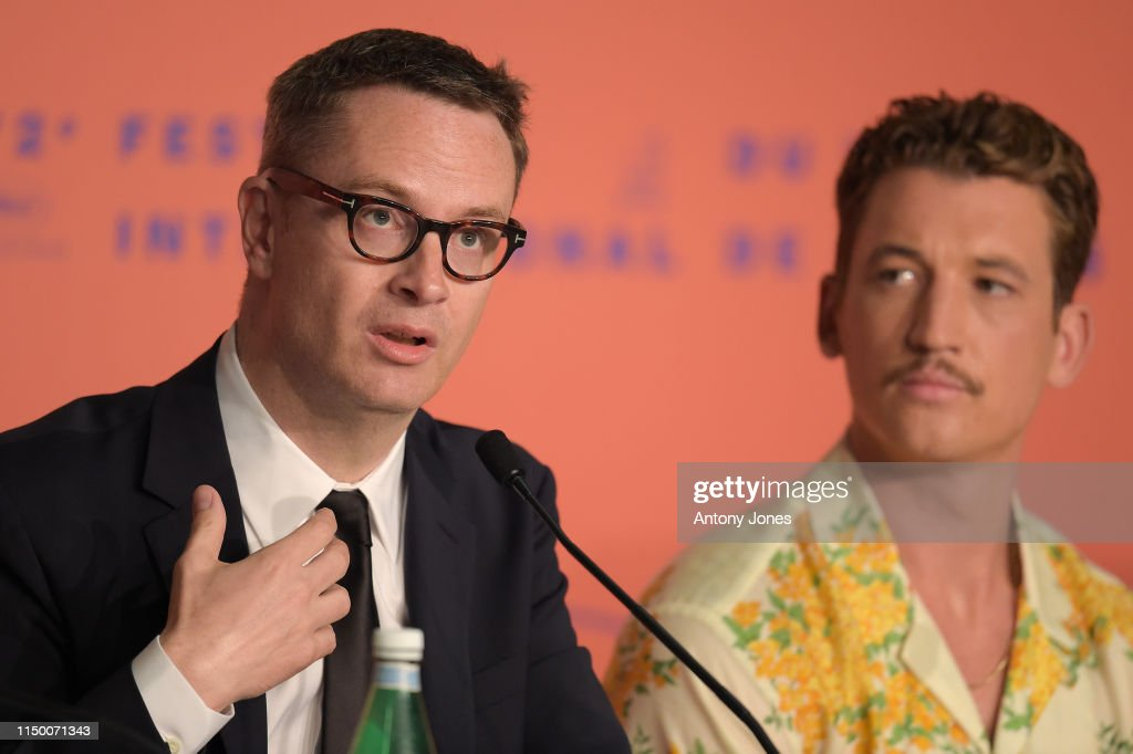 "FRA: ""Too Old To Die Young"" Press Conference - The 72nd Annual Cannes Film Festival"