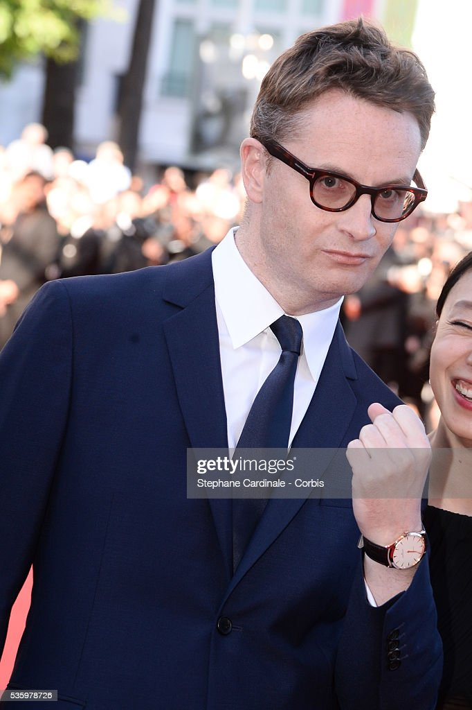 Nicolas Winding Refn at the Closing ceremony and 'A Fistful of Dollars' screening during 67th Cannes Film Festival